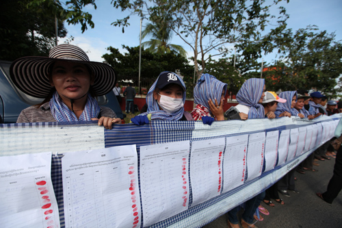 Cambodia NGO law