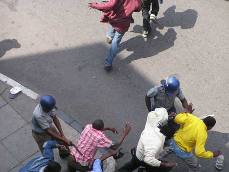 Zimbabwe_police