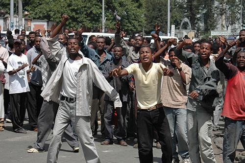 ethiopian demo 1