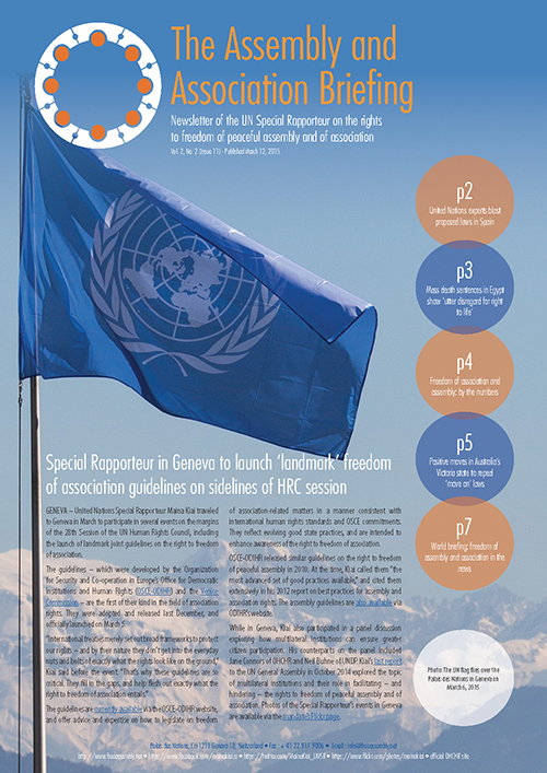 Pages from UNSR Maina Kiai newsletter - Vol. 2, No. 2-500
