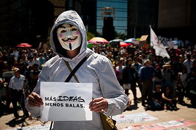 Mexico protest 400