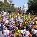 Iraq war march 500